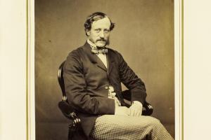 Hill Trevor, Arthur (1798-1862)