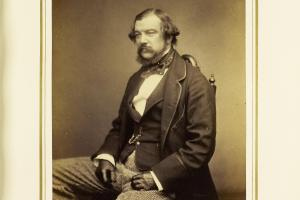 Paget, Lord Alfred Henry (1816-1888)