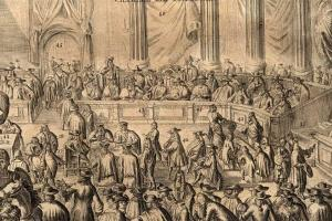 The House of Commons in the reign of Queen Anne
