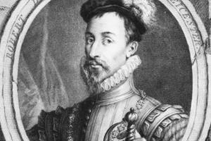 Dudley, Sir Robert Earl of Leicester (1532/3-88)