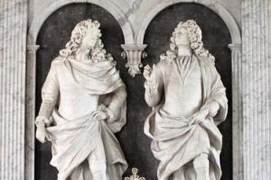 Parker, Henry (1638-1713), and Hugh (1673-1713)